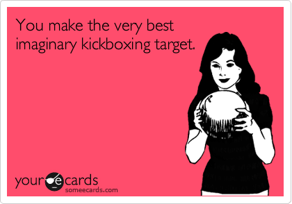 kickboxing-target